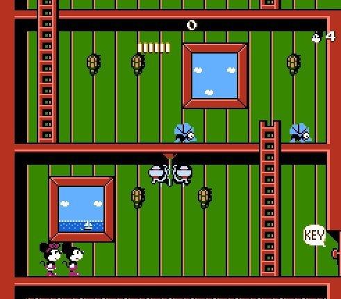 Mickey Mouse, Микки Маус