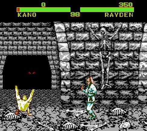 Mortal kombat 3, Смертельная битва 3