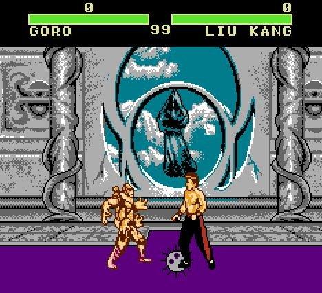 Mortal kombat III, Смертельная битва III