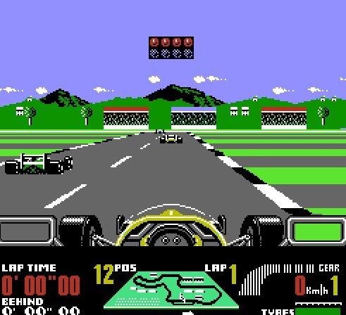 Nigel Mansell World Championship Challenge, Чемпионат мира Найджела Мэнселла