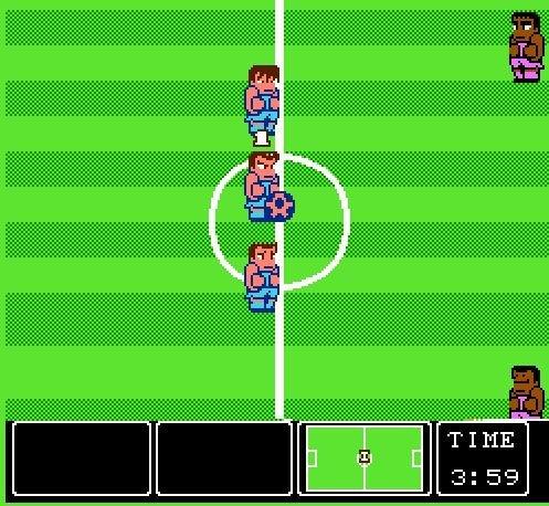 Nintendo World Cup, Нинтендо: первенство Мира по футболу