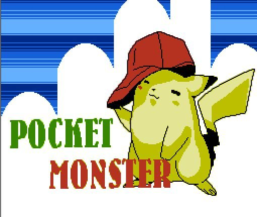 Pocket Monster, Покемон, Пикачу