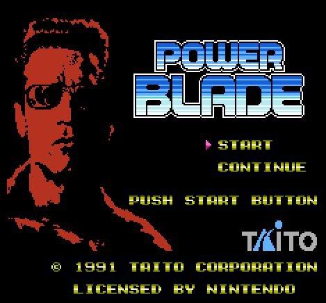 Power Blade, Мощный клинок