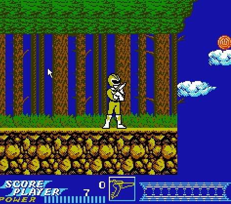 Power Rangers 2, Мощные рейнджеры 2