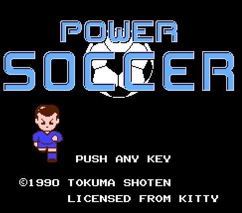 Power soccer, мощный футбол