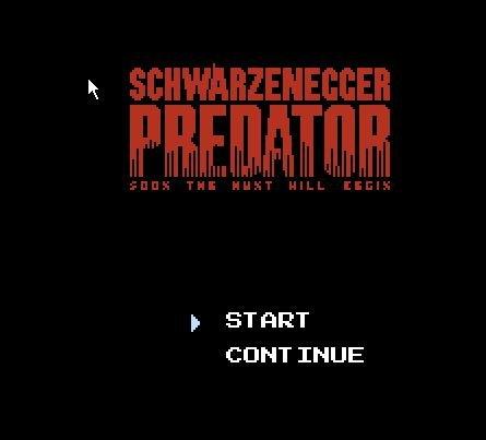 Predator, Хищник