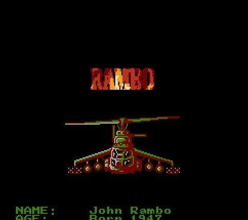 Rambo, Рэмбо