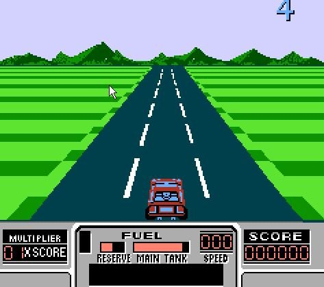 Road Blasters, Дорожные террористы