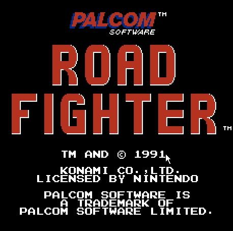 Road Fighter, Дорожный боец