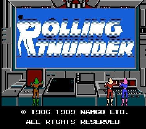 Rolling Thunder, Раскаты грома