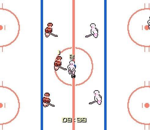 Stick Hunter, Хоккей