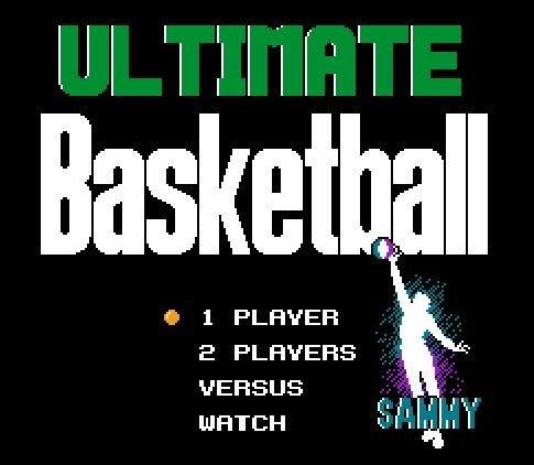 Super Basketball, супер баскетбол