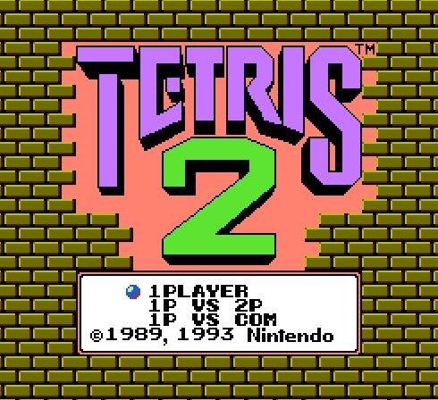 Tetris 2, Тетрис 2