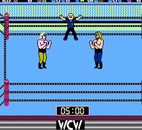 WCW World Championship Wrestling, Чемпионат мира по рестлингу