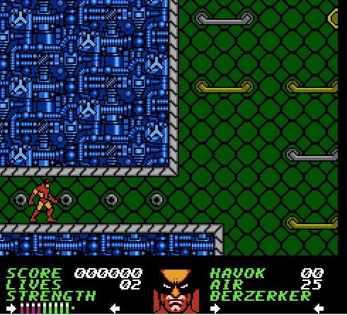 Wolverine, Человек-росомаха