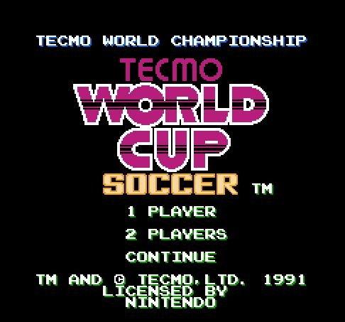 World Cup Soccer, Первенство Мира по футболу