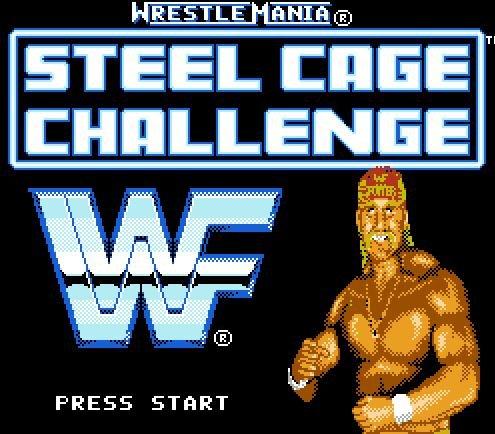 WWF Steel Cage Challenge, Реслинг, чемпионат по вылезанию из стальной клетки