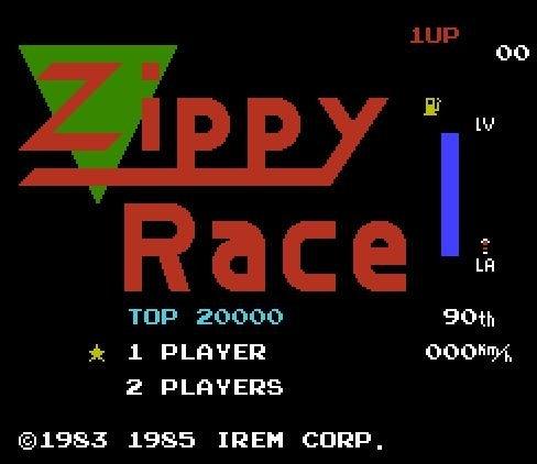 Zippy Race, Быстрее пули
