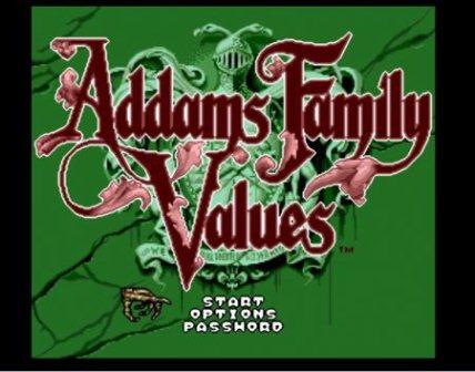 Addams Family 2, Семейка Адамс 2