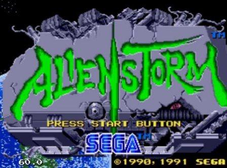 Alien Storm, Агрессия