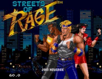 Bare Knuckle, Улицы ярости