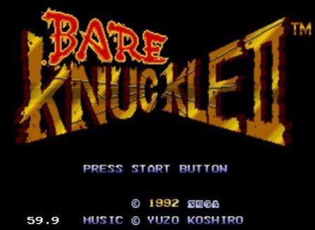 Bare Knuckle 2, Улицы ярости 2
