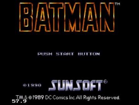 Batman, Бэтмен, человек-летучая мышь