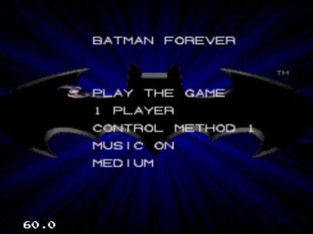 Batman Forever, Бэтмен навсегда