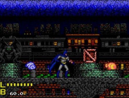 Batman. Revenge of the Joker, Бэтмен: месть Джокера