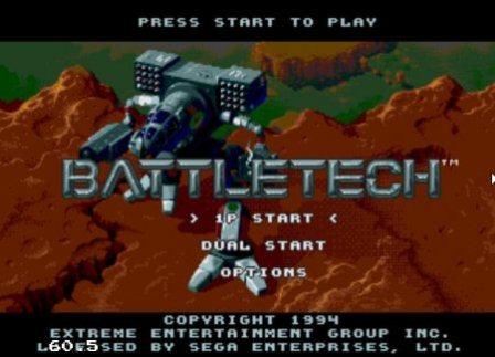 Battletech, Боевые роботы