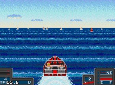 Bimini Run, Морской патруль, гонки на катерах