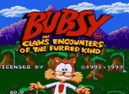 Bubsy, Бабси-рысь