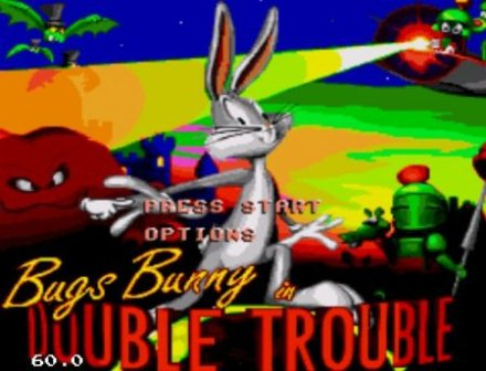 Bugs Bunny in Double Trouble, Багз Банни: двойные неприятности