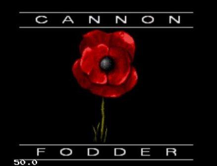 Cannon Fodder, Пушечное мясо