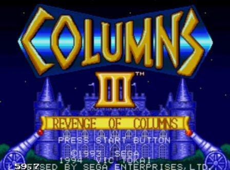Columns 3, Столбец 3