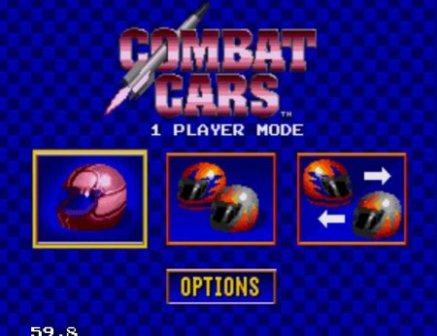 Combat Cars, Боевые машины