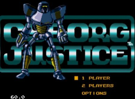 Cyborg Justice, Киберправосудие