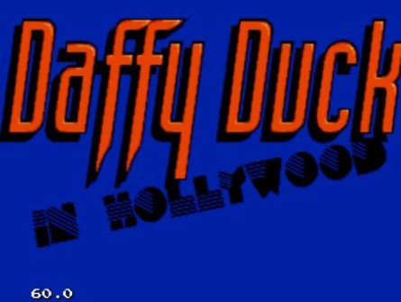 Daffy Duck in Hollywood, Даффи Дак в Голливуде