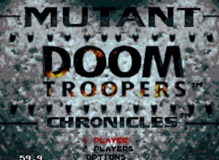 Doom Troopers, Воины судьбы