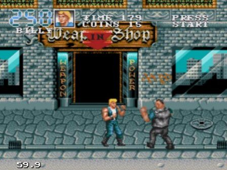 Double Dragon 3: the Rosetta Stone, Двойной дракон 3