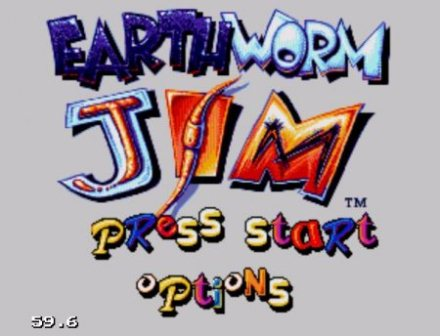 Earthworm Jim, Земляной червяк Джим