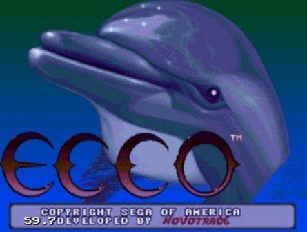 Ecco the Dolphin, Экко-Дельфин
