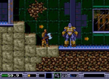 EX-Mutants, Экс-мутанты
