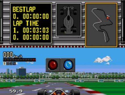 F1 Hero, Герой формулы 1