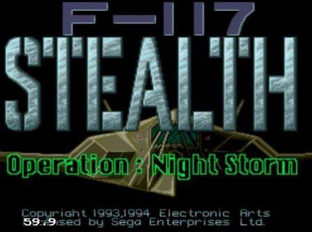 F-117 Night Storm, Ф-117 Ночной шторм