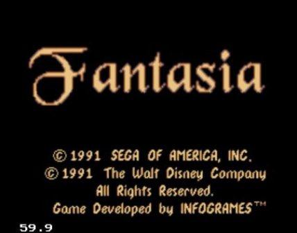 Fantasia, Фантазия