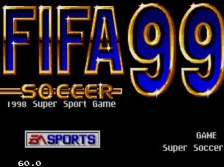 Fifa 99, Фифа 99