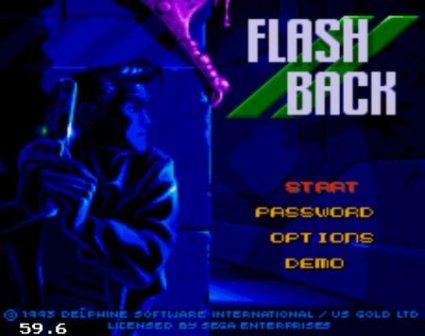 Flashback, Вспышка памяти