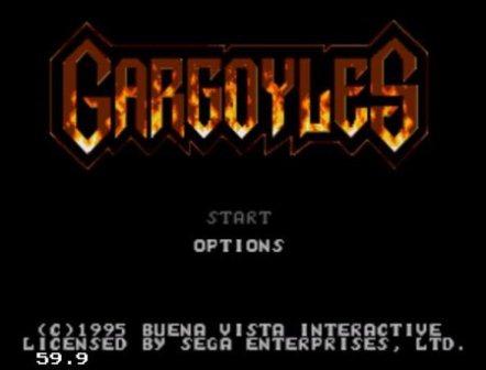 Gargoyles, Горгульи