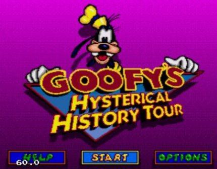 Goofy's Hysterical History Tour, Гуфи: приключения в прошлом